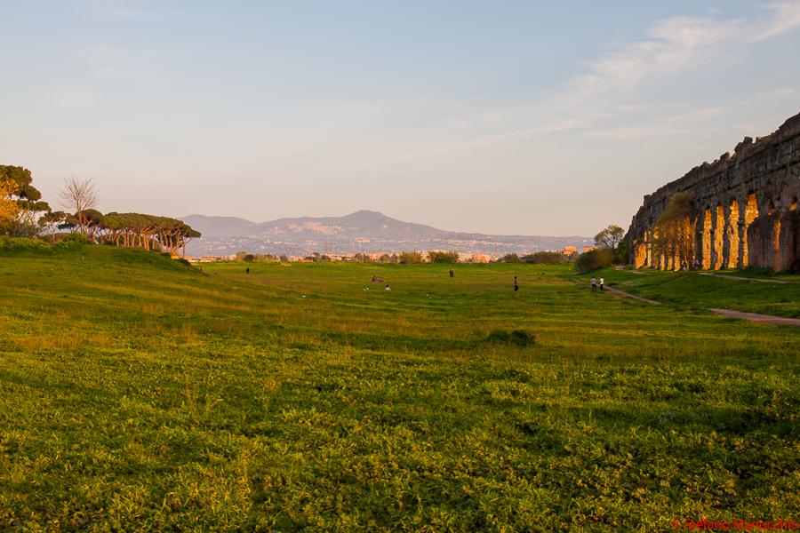 Appia antica al tramonto (6 of 46)